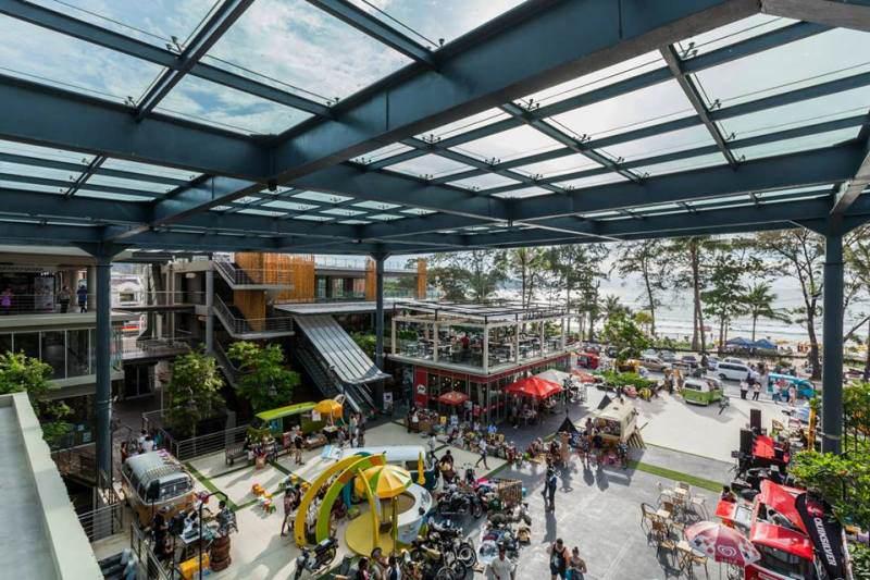 Donde hacer Compras en Phuket