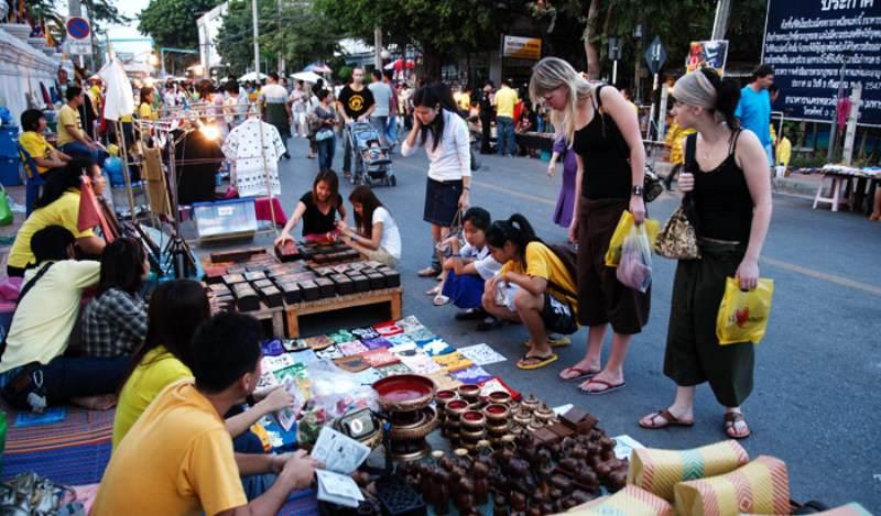 Compras en Phuket