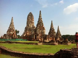 Templos de Ayuthaya